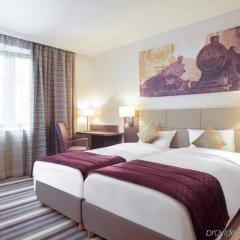 Отель Mercure Hotel Brussels Centre Midi Бельгия, Брюссель - отзывы, цены и фото номеров - забронировать отель Mercure Hotel Brussels Centre Midi онлайн комната для гостей фото 3