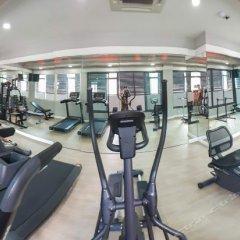 Отель Kv Mansion Бангкок фитнесс-зал