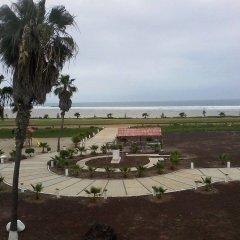Hotel Mision Santa Maria парковка