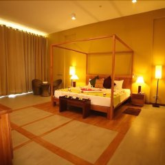 Отель Minn Gee Resort Passikuda комната для гостей фото 4