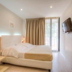 Отель Ferretti Beach Resort Римини комната для гостей