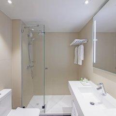 Отель NH Rex ванная