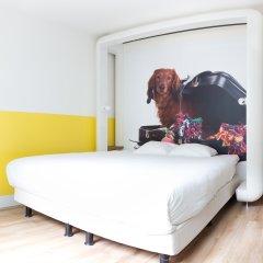Отель Qbic Hotel Wtc Amsterdam Нидерланды, Амстердам - 6 отзывов об отеле, цены и фото номеров - забронировать отель Qbic Hotel Wtc Amsterdam онлайн комната для гостей