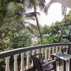 OYO 10035 Hotel Calangute Turista Гоа балкон