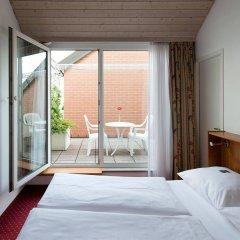 Living Hotel Nürnberg by Derag комната для гостей фото 4
