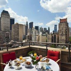 Отель Plaza Athenee США, Нью-Йорк - отзывы, цены и фото номеров - забронировать отель Plaza Athenee онлайн балкон