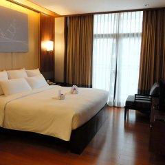 Отель AETAS residence Таиланд, Бангкок - 2 отзыва об отеле, цены и фото номеров - забронировать отель AETAS residence онлайн комната для гостей фото 4
