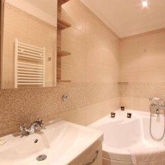 Отель Villa Milada Прага ванная фото 2