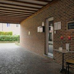 Отель Budget Flats Leuven парковка