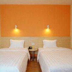 Отель 7 Days Inn Shenzhen Xi Li Subway Station Branch Шэньчжэнь комната для гостей фото 4