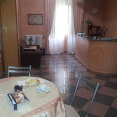 Отель Albergo Tarsia Кастровиллари интерьер отеля