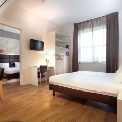Отель Best Western Zaan Inn Нидерланды, Заандам - 2 отзыва об отеле, цены и фото номеров - забронировать отель Best Western Zaan Inn онлайн комната для гостей фото 4