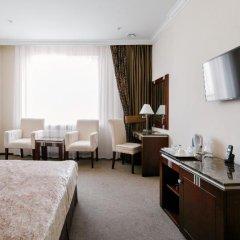 Гранд Отель Ока Премиум 4* Стандартный номер разные типы кроватей фото 14