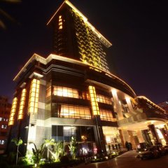 Отель Asta Hotel Shenzhen Китай, Шэньчжэнь - отзывы, цены и фото номеров - забронировать отель Asta Hotel Shenzhen онлайн вид на фасад