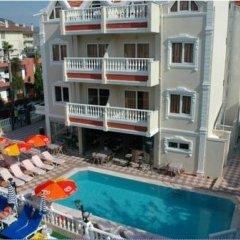Basil's Apart Hotel Турция, Мармарис - отзывы, цены и фото номеров - забронировать отель Basil's Apart Hotel онлайн бассейн фото 3