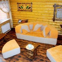 Гостиница Загородный комплекс Ю-Питер комната для гостей фото 4