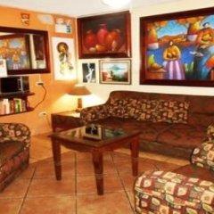 Отель Suites Los Jicaros интерьер отеля фото 3