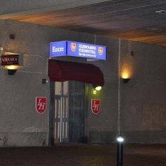 Отель Liljeholmens Stadshotell Стокгольм банкомат