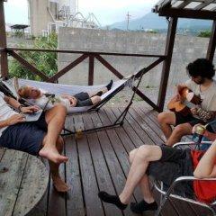 Yakushima Youth Hostel Якусима с домашними животными