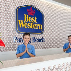 Отель Best Western Patong Beach интерьер отеля фото 2