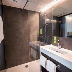 Отель arte Hotel Salzburg Австрия, Зальцбург - отзывы, цены и фото номеров - забронировать отель arte Hotel Salzburg онлайн ванная фото 2