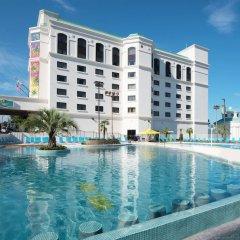 Отель Margaritaville Hotel Vicksburg США, Виксбург - отзывы, цены и фото номеров - забронировать отель Margaritaville Hotel Vicksburg онлайн бассейн фото 2