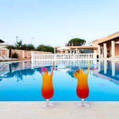 Отель Domenico Hotel Греция, Корфу - отзывы, цены и фото номеров - забронировать отель Domenico Hotel онлайн бассейн фото 2