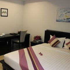Lavender Hotel комната для гостей