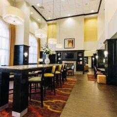 Отель Hampton Inn & Suites Effingham интерьер отеля
