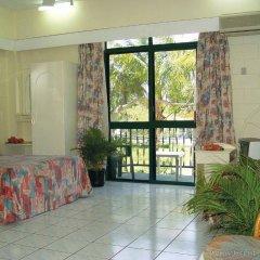 Grand Melanesian Hotel комната для гостей