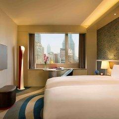 Отель Sofitel Shanghai Hyland Китай, Шанхай - отзывы, цены и фото номеров - забронировать отель Sofitel Shanghai Hyland онлайн комната для гостей фото 2