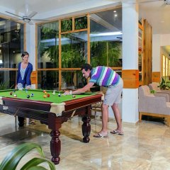 Отель Kaani Village & Spa детские мероприятия