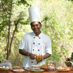 Отель Mahoora Tented Safari Camp All-Inclusive - Yala фото 2