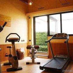 Hotel Accademia фитнесс-зал