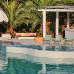Отель Ekies All Senses Resort Греция, Ситония - отзывы, цены и фото номеров - забронировать отель Ekies All Senses Resort онлайн фитнесс-зал фото 2