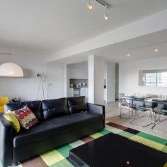 Отель Marvellous Seafront Apartment in the Best Location Мальта, Слима - отзывы, цены и фото номеров - забронировать отель Marvellous Seafront Apartment in the Best Location онлайн комната для гостей фото 3