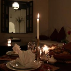 Отель Dar El Qadi Марокко, Марракеш - отзывы, цены и фото номеров - забронировать отель Dar El Qadi онлайн в номере фото 2