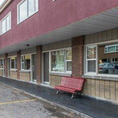 Отель Econo Lodge Downtown Ottawa Канада, Оттава - 2 отзыва об отеле, цены и фото номеров - забронировать отель Econo Lodge Downtown Ottawa онлайн парковка