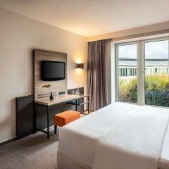 Sheraton Duesseldorf Airport Hotel комната для гостей фото 10