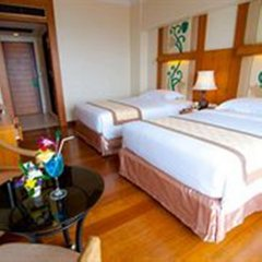 Golden Beach Hotel Pattaya комната для гостей фото 2