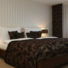 Golden Fish Hotel Apartments Пльзень комната для гостей фото 3