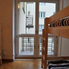 Warsaw Center Hostel комната для гостей