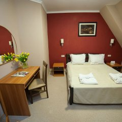 Гостиница Прага комната для гостей фото 3