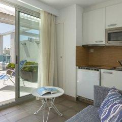 Hotel Blaumar в номере