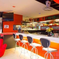 Отель Patong Buri гостиничный бар