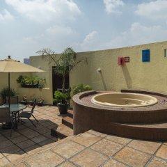 Отель Holiday Inn Dali Airport Мехико бассейн