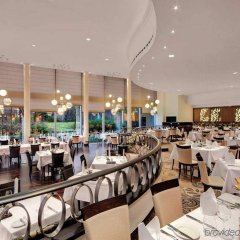Отель Hilton Munich Park питание