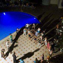 Отель Larissa Blue Kiri_ пляж фото 2