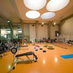 Отель Roccaporena Каша фитнесс-зал