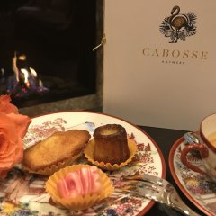 Отель Cabosse, Suites & Spa питание